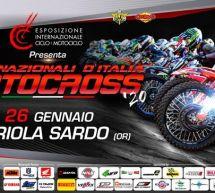 INTERNAZIONALI D'ITALIA MOTOCROSS – RIOLA SARDO – DOMENICA 26 GENNAIO 2020