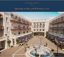 GIOVEDI 27 FEBBRAIO 2020 APRE A CAGLIARI PALAZZO DOGLIO LUXURY HOTEL