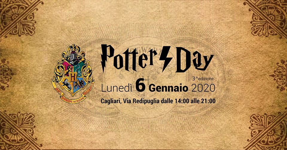 POTTER DAY