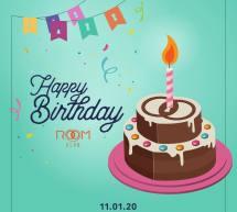 HAPPY BIRTHDAY ROOM CLUB – CAGLIARI- SABATO 11 GENNAIO 2020
