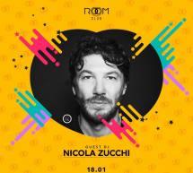 SPECIAL GUEST DJ NICOLA ZUCCHI – ROOM CLUB-  CAGLIARI – SABATO 18 GENNAIO 2020