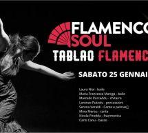 FLAMENCO SOUL – BFLAT – CAGLIARI – SABATO 25 GENNAIO 2020