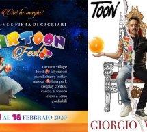 CARTOON FEST – FIERA INTERNAZIONALE DELLA SARDEGNA – CAGLIARI – 14-16 FEBBRAIO 2020