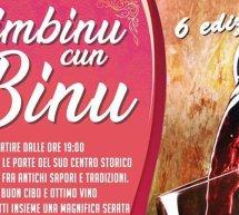 CHIMBINU CUN BINU – PERFUGAS – SABATO 15 FEBBRAIO 2020