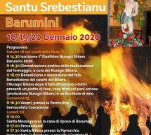SU FOGHIDONI DE SANTU SREBESTIANU- BARUMINI – 18-19-20 GENNAIO 2020