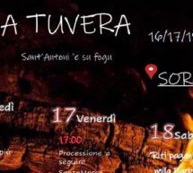 SA TUVERA – SORGONO – 16-17-18 GENNAIO 2020