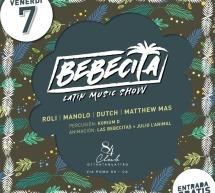 BEBECITA LATIN MUSIC SHOW – CLUB 84 – CAGLIARI – VENERDI 7 FEBBRAIO 2020