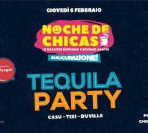 NOCHE DE CHICAS – CLUB 84 – CAGLIARI – GIOVEDI 6 FEBBRAIO 2020