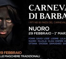 CARNEVALE DI BARBAGIA – NUORO – 29 FEBBRAIO-1 MARZO 2020