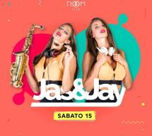 SPECIAL GUEST DJ JAS& JAY – ROOM CLUB – CAGLIARI – SABATO 15 FEBBRAIO 2020
