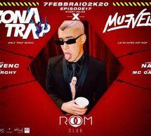 ZONA TRAP X MUEVELO – ROOM CLUB – CAGLIARI – VENERDI 7 FEBBRAIO 2020