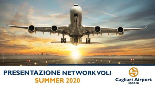 SUMMER 2020, ECCO TUTTI I VOLI DELL'ESTATE 2020 ALL'AEROPORTO DI CAGLIARI
