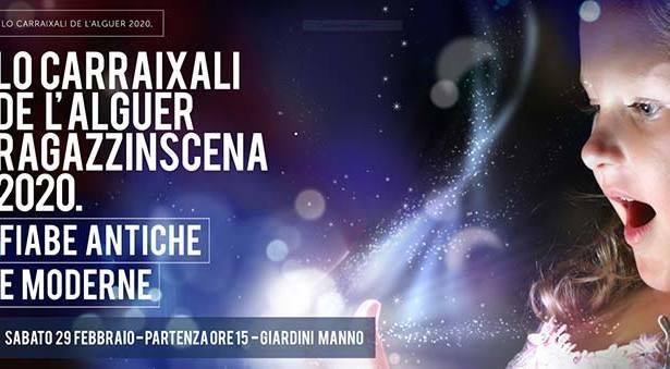 LO CARRAIXALI DE L'ALGUER – ALGHERO – 20-29 FEBBRAIO 2020