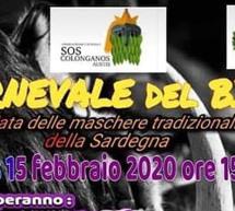 CARNEVALE DEL BIM – AUSTIS – SABATO 15 FEBBRAIO 2020