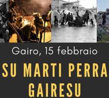 SU MARTI PERRA GAIRESU – GAIRO – SABATO 15 FEBBRAIO 2020