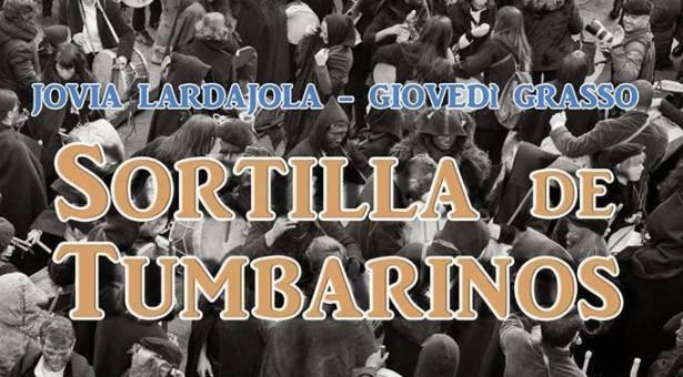 SORTILLA DE TUMBARINOS – GAVOI – GIOVEDI 20 FEBBRAIO 2020