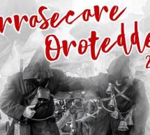 CARRASECARE OROTEDDESU – OROTELLI – 23 FEBBRAIO -1 MARZO 2020