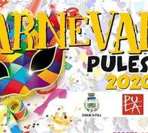 CARNEVALE PULESE – PULA- 20-29 FEBBRAIO 2020