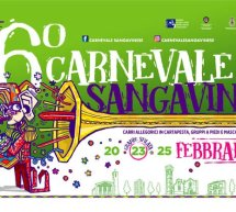 36° CARNEVALE SANGAVINESE – SAN GAVINO MONREALE-20-25 FEBBRAIO 2020