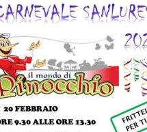 CARNEVALE SANLURESE – SANLURI – GIOVEDI 20 FEBBRAIO 2020