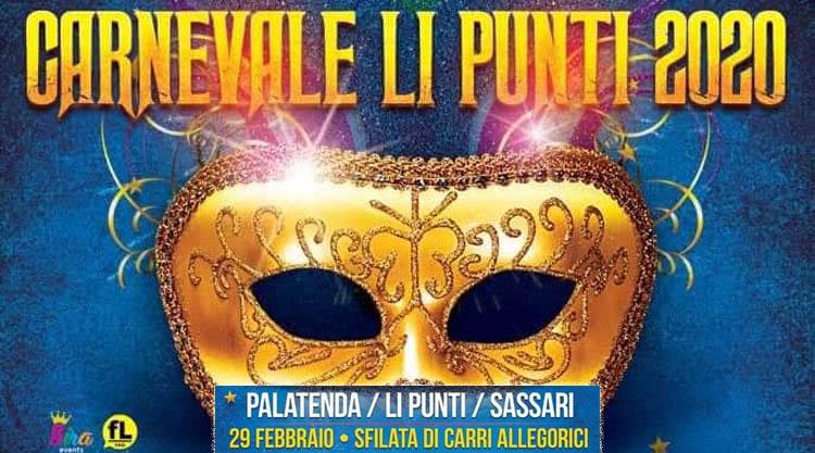 carnevale_sassari_li_punti_2020-manifesto