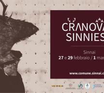 CRANOVALI SINNIESU -SINNAI – 27 FEBBRAIO -1 MARZO 2020