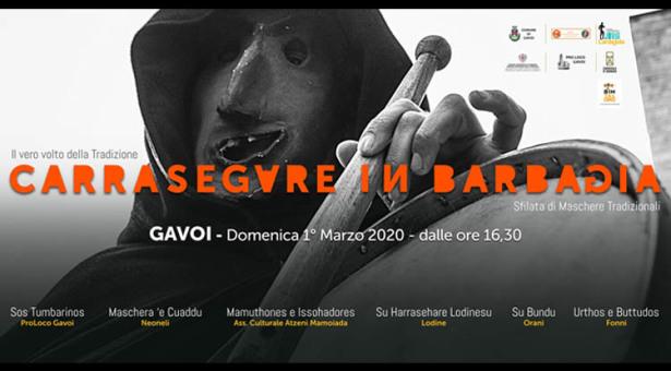 CARRASEGARE IN BARBAGIA – GAVOI – DOMENICA 1 MARZO 2020