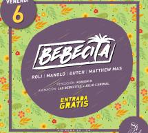 BEBECITA LATIN MUSIC SHOW – CLUB 84 – CAGLIARI – VENERDI 6 MARZO 2020