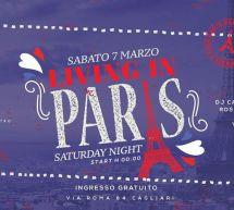 LIVING IN PARIS – CLUB 84 – CAGLIARI – SABATO 7 MARZO 2020