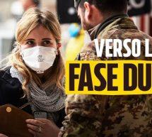L'ITALIA VERSO LA FASE 2 – COSA CAMBIERA' (IN MEGLIO!)