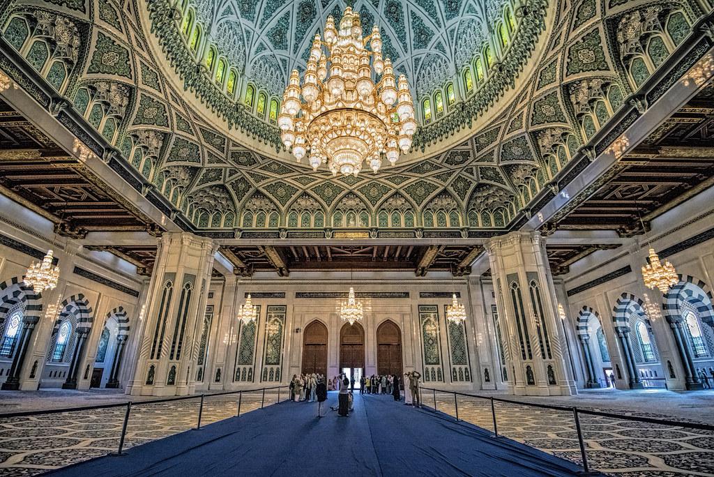 moschea muscat