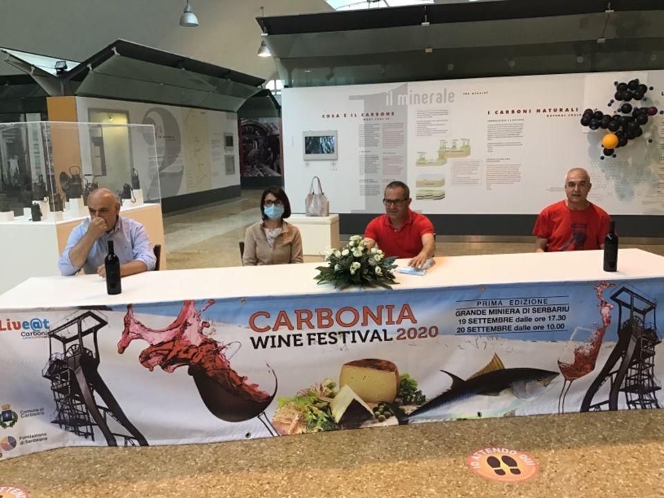 CARBONIA WINE FESTIVAL 2020