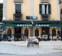 MERCOLEDI 17 GIUGNO RIAPRE L'ANTICO CAFFE' A CAGLIARI