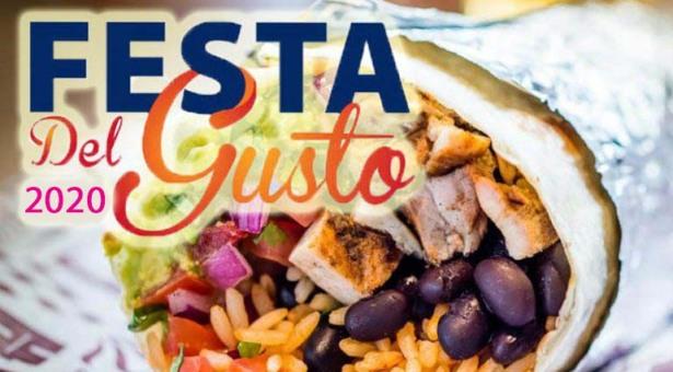 FESTA DEL GUSTO – CAPOTERRA – 9-12 LUGLIO 2020