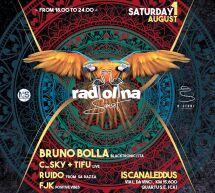 RADIOLINA SUNSET – B STONE IS CANALEDDUS – QUARTU SANT'ELENA – SABATO 1 AGOSTO 2020