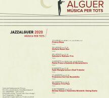 JAZZ ALGUER – ALGHERO – 12 LUGLIO – 3 SETTEMBRE 2020