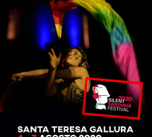 SILENT SARDINIA FESTIVAL – SANTA TERESA DI GALLURA- 4-7 AGOSTO 2020