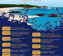 AGLIENTU IN MUSICA – AGLIENTU – 3-31 LUGLIO 2020