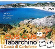SAGRA DEL CUS CUS TABARCHINO – CARLOFORTE – 26-27 SETTEMBRE 2020