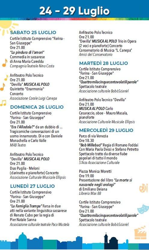 eventi_estate_sassari_24_29_luglio_2020