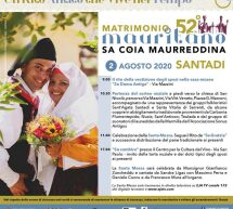 52° MATRIMONIO MAURITANO – SA COIA MAUREDDINA -SANTADI – DOMENICA 2 AGOSTO 2020