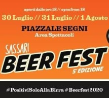 SASSARI BEER FEST – 30 LUGLIO -1 AGOSTO 2020