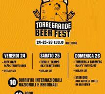 TORREGRANDE BEER FEST – 24-25-26 LUGLIO 2020