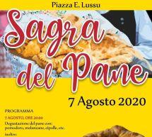 SAGRA DEL PANE -TRATALIAS – VENERDI 7 AGOSTO 2020