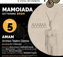 ARCHEOMUSICANDO – MAMOIADA- SABATO 5 SETTEMBRE 2020