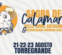 SAGRA DEL CALAMARO – TORREGRANDE – 21-22-23 AGOSTO 2020