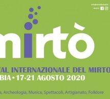 MIRTO' – OLBIA- 17-21 AGOSTO 2020