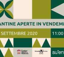 CANTINE APERTE IN VENDEMMIA – SU ENTU – SANLURI – DOMENICA 27 SETTEMBRE 2020