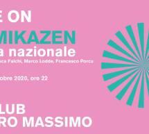 COMIKAZEN – TEATRO MASSIMO – CAGLIARI – GIOVEDI 1 OTTOBRE 2020
