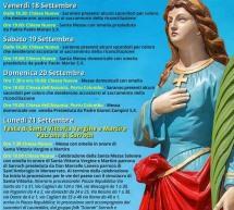 FESTA DI SANTA VITTORIA – SARROCH – 18-21 SETTEMBRE 2020